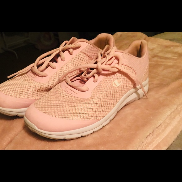 Champion Light Pink Athletic Shoes